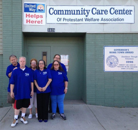 Community Care Center Employees